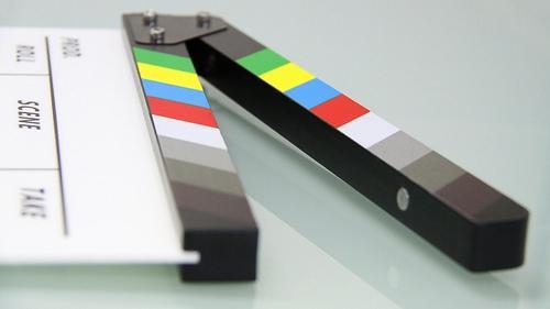 Som, luz, câmera, ação!