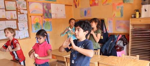 Pedagogia Waldorf, documentário Colégio Inlakesh, no México