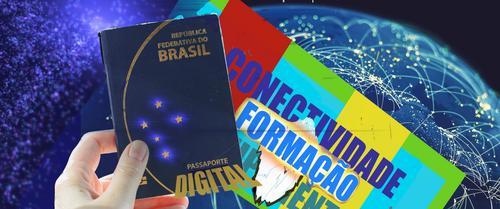 PRECISAMOS DE UM PASSAPORTE DIGITAL : INICIANDO UMA FORMAÇÃO