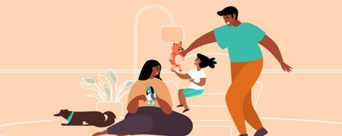5 dicas para orientar pais e crianças! Como distrair as crianças em casa durante a pandemia?